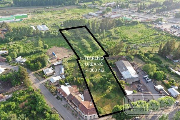 Se Vende Terreno Urbano 14.000 m2, en San Javier