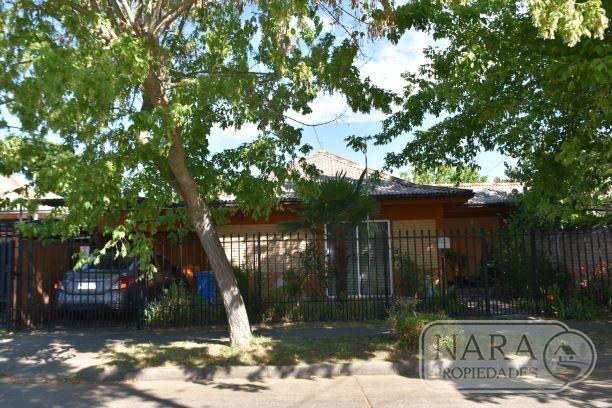 Se Vende casa en Barrio residencial sector Norte, Talca