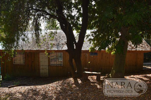 Se vende parcela con cabaña en Vilches,11.000 m2