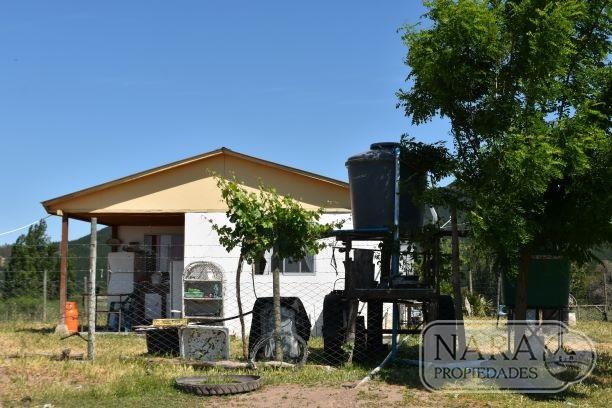 Se vende parcela agrícola 17,27 ha con casa sólida, Ñiquén