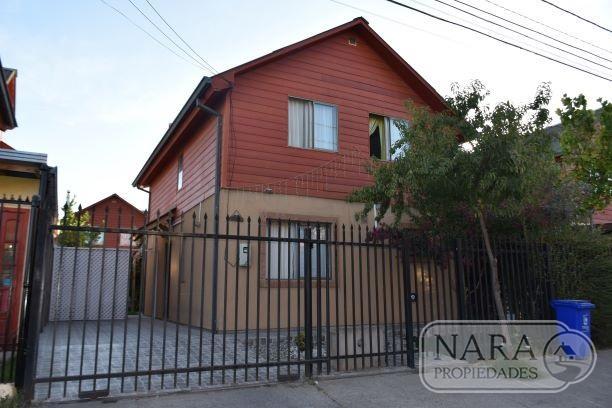 Se vende hermosa casa individual,en villa Bicentenario