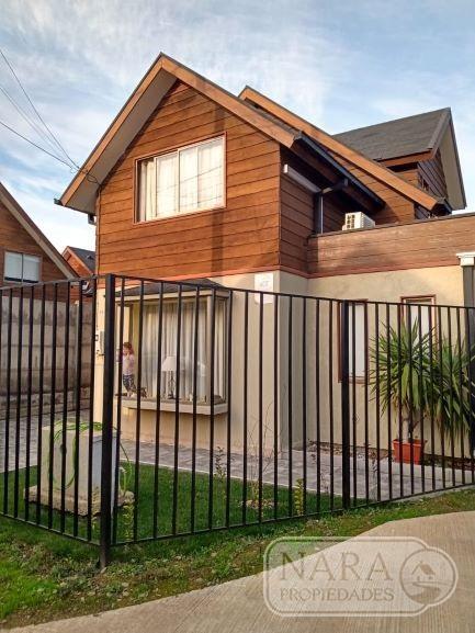 Se vende casa en Parque Las Rastras III, Talca