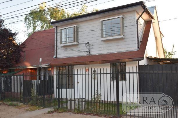 Se vende Hermosa casa en Villa Lomas de Lircay, Talca