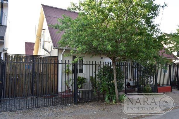 Se vende casa en sector sur poniente de Talca